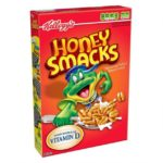 Kellogg's Honey Smacks Cereal
