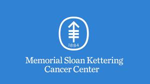 Logo for SLOAN KETTERING CANCER CENTER