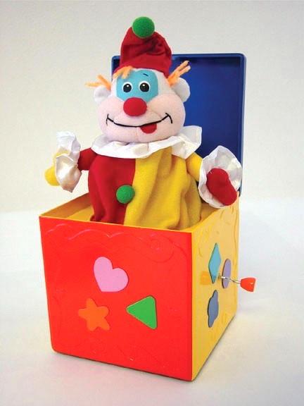 Jack in the Box - Public Domain